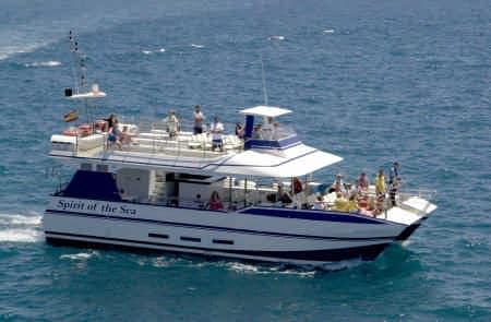 Puerto Rico Boat Tours