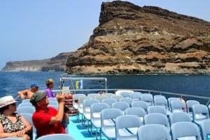 Ferry Puerto de Mogan - Puerto Rico - Anfi - Arguineguin