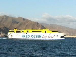 Fred Olsen Loro Park
