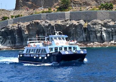 glass bottom boat puerto rico