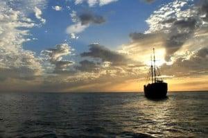 tmanfaya barco pirata gran canaria