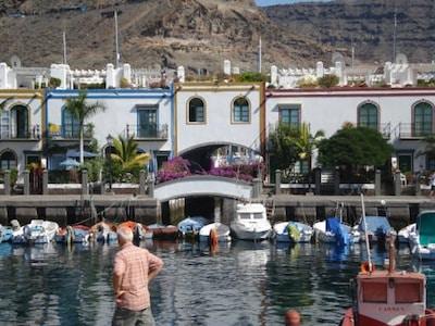 Bootstour ferry arguineguin mogan okgrancanaria - Puerto mogan gran canaria ...