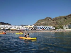 Kayak rental in Gran Canaria