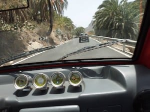excursion 4x4 cabrio gran canaria 10