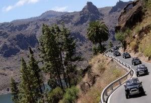 Jeep Safari excursion Gran Canaria