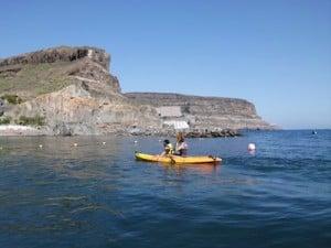 Taurito Water Sport Kanu