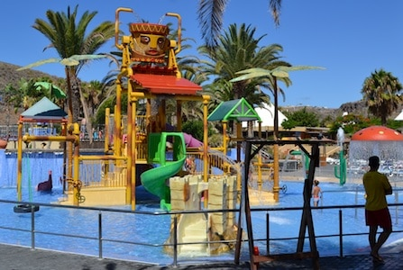 gran canaria water park