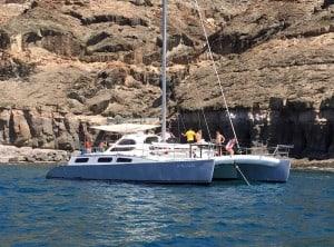 barco blue spirit maspalomas playa del ingles
