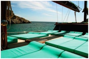 Aphrodite boat tour gran canaria