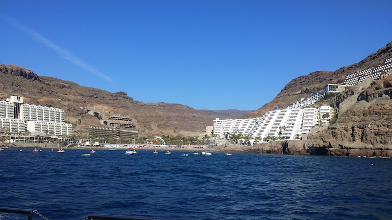 Bootstour  Gran Canaria