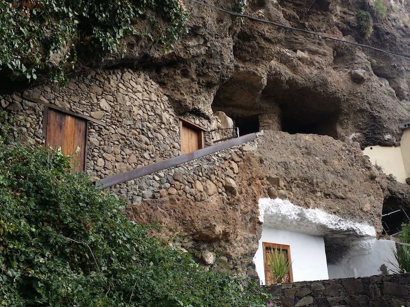 Cave house in Juncalillo