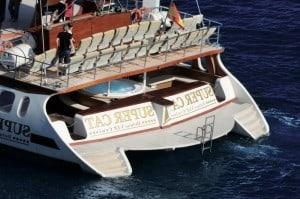 Catamaran Supercat