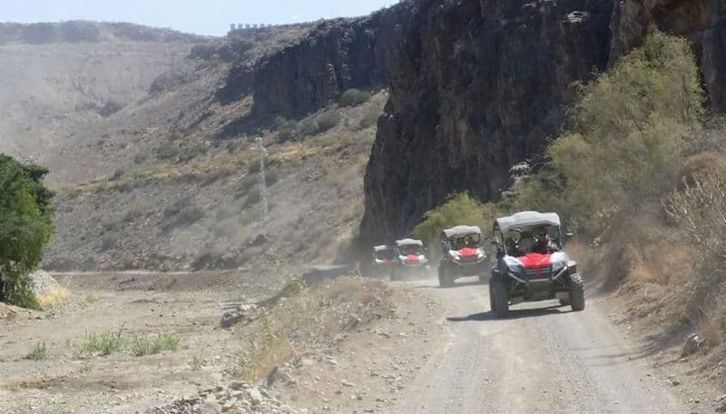 offroad buggys gran canaria