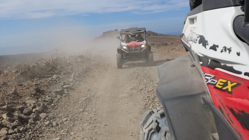 Gran Canaria buggy safari