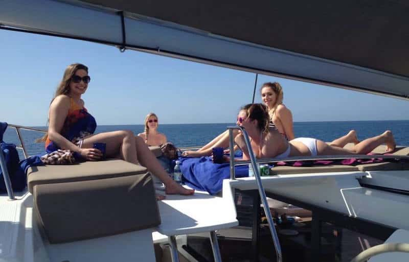 excursion vip barco gran canaria