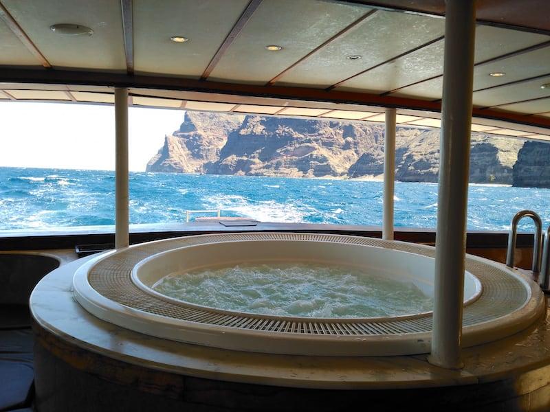 excursion supercat barco