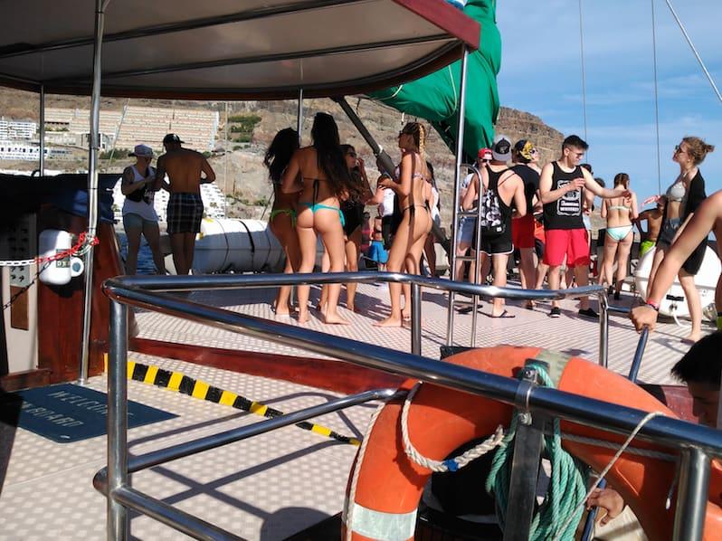 party puerto rico maspalomas