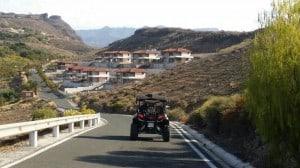 mejor excursión en buggy de la Isla de Gran Canaria