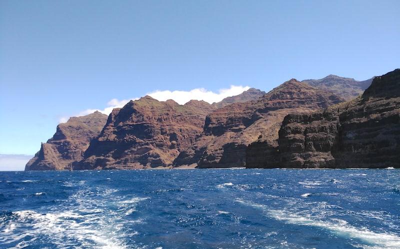 viaje en catamaran guigui