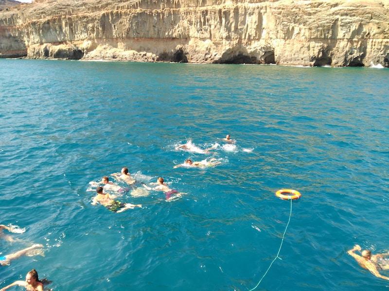 viaje catamaran maspalomas