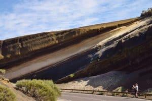 El teide volcanico