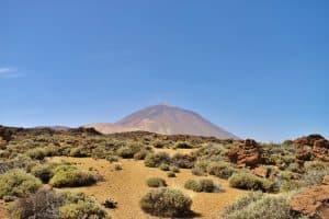 Teide Volcano in Tenerife