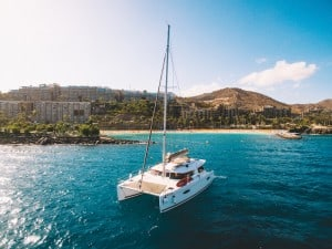 day yacht charter gran canaria