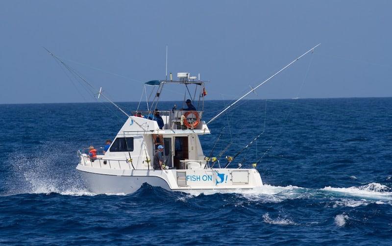 Fisch Bootsverleih