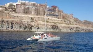 motorboot charter gran canaria