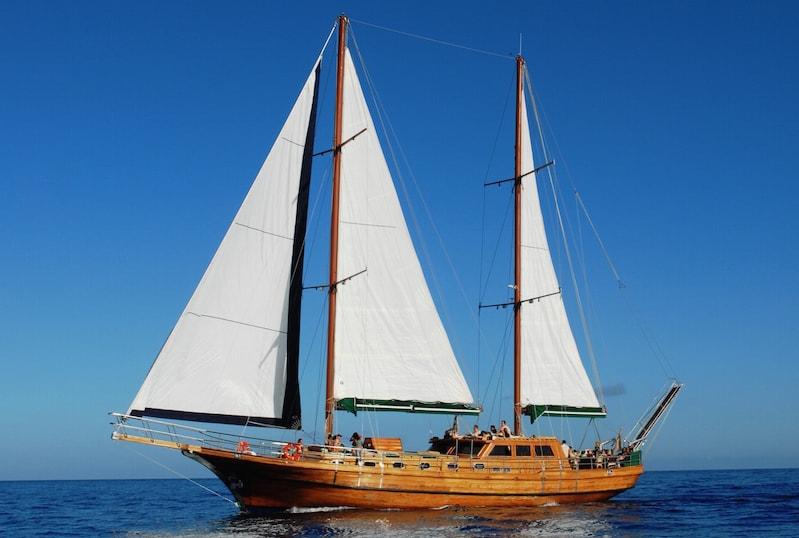 bareboat charter gran canaria