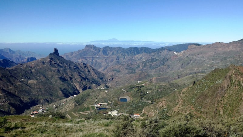 Excursion Cumbres de Gran Canaria