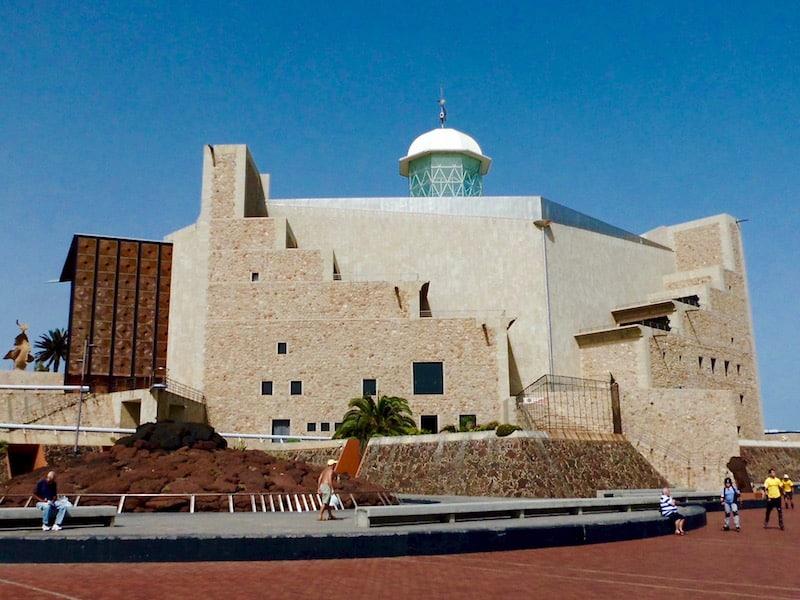 Auditorium Alfredo Kraus