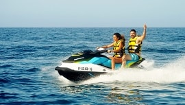 Excursiones en Jet ski