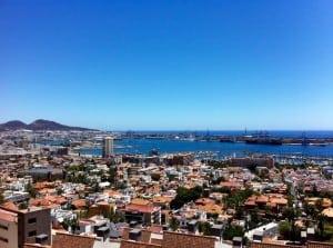 Blicke von Las Palmas