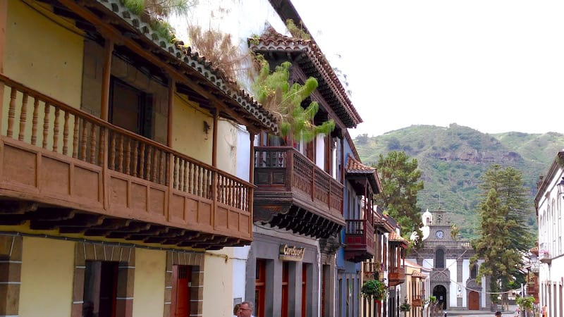 excursion a Teror Gran Canaria