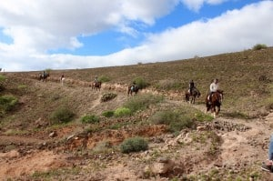 horse riding in playa del ingles