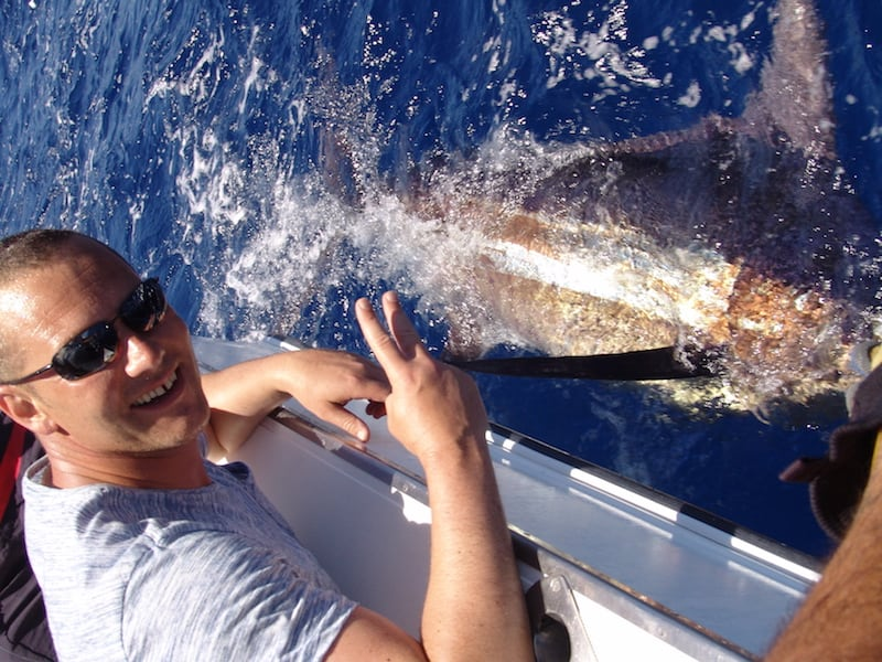 sport fishing in gran canaria