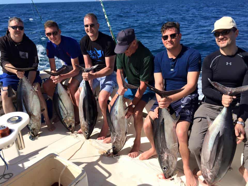 gran canaria tuna fishing
