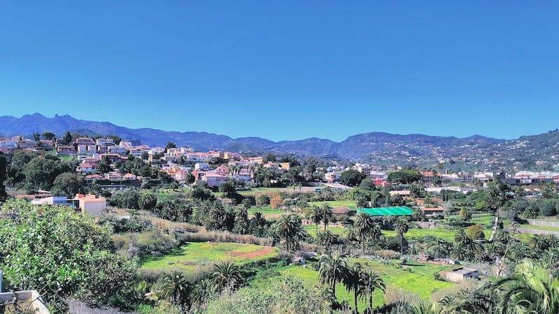 Valle de Santa Brígida