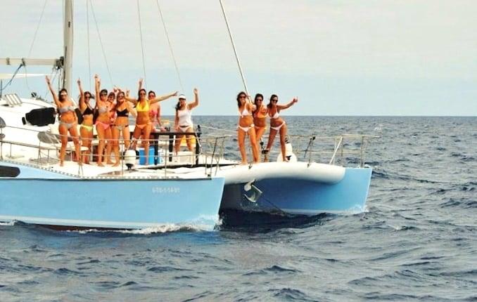 Mieten Boot Gran Canaria