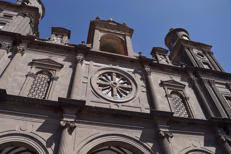 Santa Ana Kathedrale