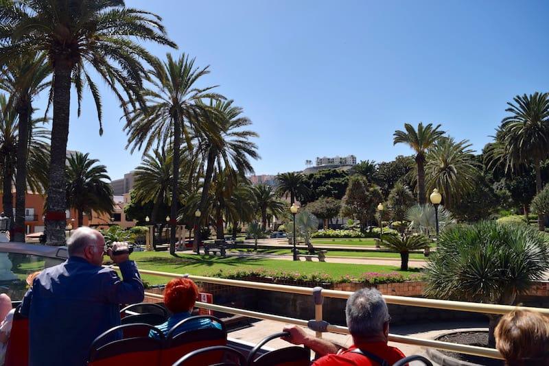 Doramas Park in Gran Canaria