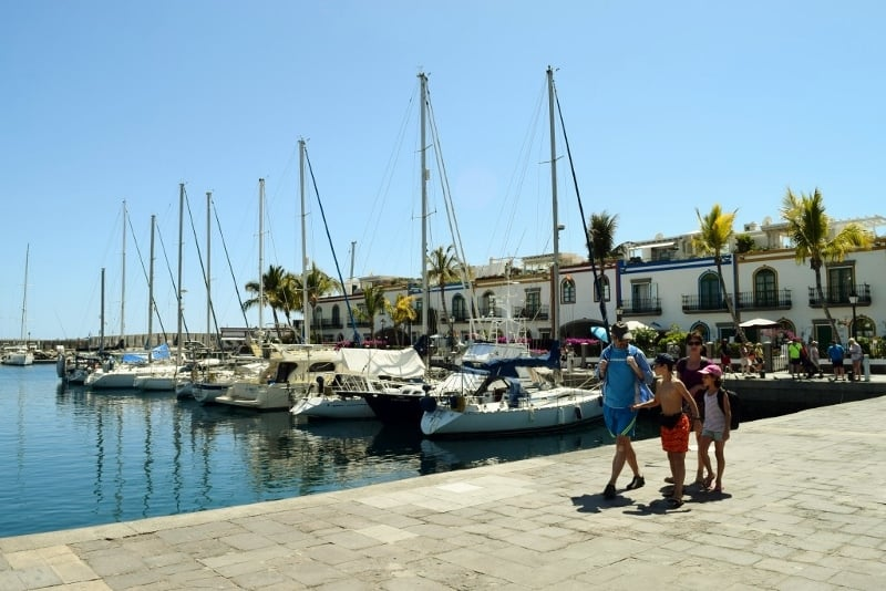 Gran Canaria U-boot