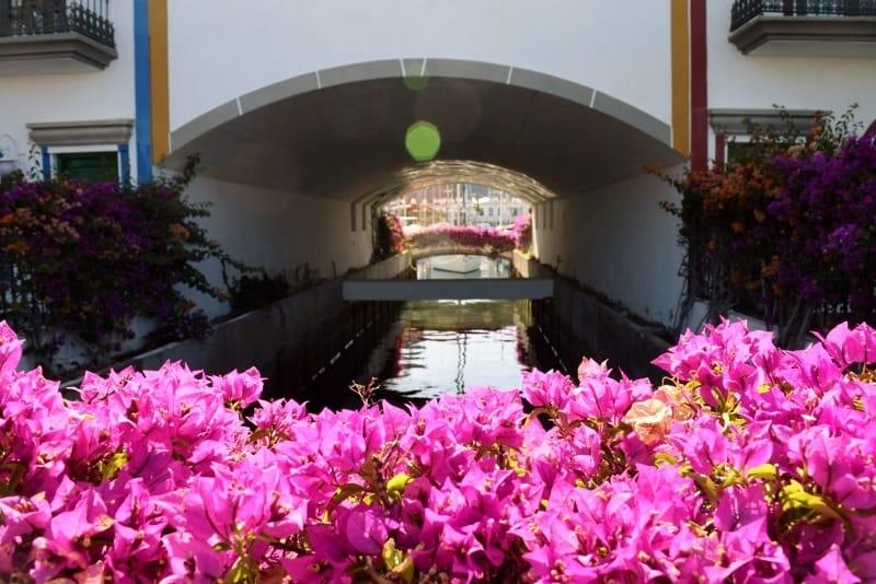canales de Mogan