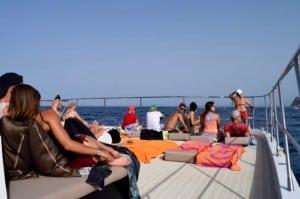 Navegar en Gran Canaria