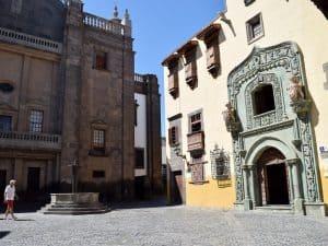 tour nach Las Palmas altstadt