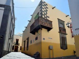 Columbus Museum auf Gran Canaria