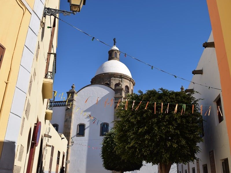 Visit the Village of Aguimes in Gran Canaria