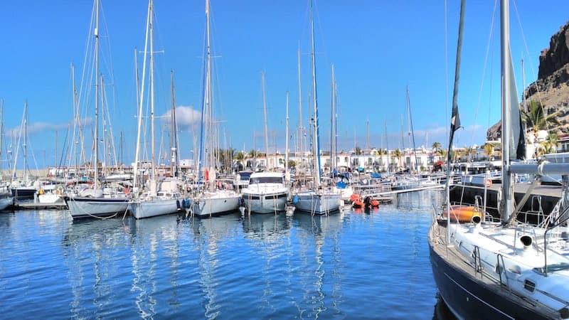 Muelle Puerto de Mogan